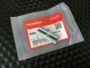 GENUINE OEM HONDA ACURA 8X22MM CYLINDER HEAD EXHAUST HEADER STUD BOLT SET OF 2