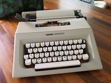 More details for olivetti lettera 25 typewriter in nice condition comes with olivetti bag.