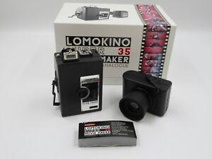 Lomokino Super 35 Movie Maker Boxed (C854)