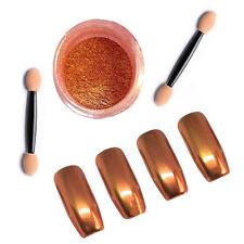 Beauty Glitter Mirror Powder Chrome Dust Nail Art Pigment Manicure Gel Polish