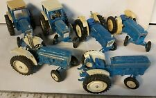 For Spares Or Repairs Six Britains Tractors By Ford