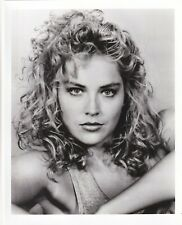 SHARON STONE STUNNING ALLURING POSE 1990 PROMO PUBLICITY ORIG PHOTO 13