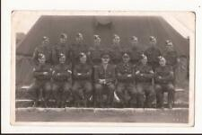 More details for ?world war ii  hull group soldiers in battledress in front of tent duncan rp pc