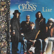 The Cross Roger Taylor (Queen) LIAR vinyl single
