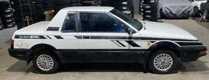 Nissan 1985 Pulsar ET Turbo. (It runs but is a project ;)