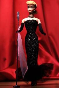 1989 SOLO IN THE SPOTLIGHT PORCELAIN COLLECTION BARBIE!! BEAUTIFUL!!