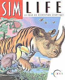 Sim Life The Genetic Playground Game Pc  SIM NEW