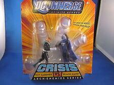 Mattel DC Universe Crisis Guy Gardner VS Black Hand Action Figure