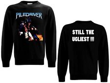 PILEDRIVER - Stay Ugly - Sweat Shirt - Pulli - Größe Size M - Neu