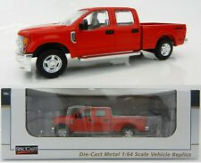 1:64 SPECCAST *RED* 2018 Ford F350 Crew Cab Super Duty PICKUP TRUCK *NIB*