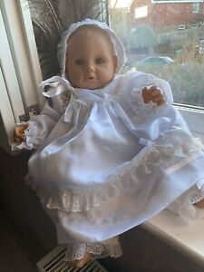 BABY DOLL REAL LIFE SIZE MANNEQUIN AGE 6 MONTHS DRESSMAKERS TOOL DISPLAY MODEL