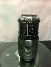 RMC Tokina 80-200mm 1:4 Zoom Lens for Contax/Yashica