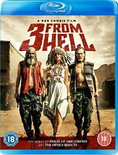 3 From Hell (Rob Zombie) [Blu-ray]