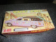 Vintage Jo-Han Heavenly Hearse Model Kit Sealed