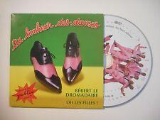 AU BONHEUR DES DAMES : BEBERT LE DROMADAIRE [ CD SINGLE PORT GRATUIT ]