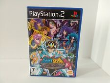 Saint Seiya The Hades PS2 PlayStation 2 PAL Game Complete Bandai Namco Fighter