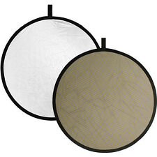 Impact Reflector Disc Soft Gold/White - 12