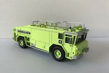 HO 1/87 WALTER YANKEE CB 3000 ARFF - Green lime - Ready Made Resin Model