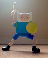 "McDonald's Cartoon Network Adventure Time, Sword-Swingin' Finn the human, 5"""