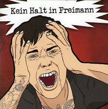 Kein Halt in Freimann - DoCD - Punkrock-Hörspiel aus München mit Hansi Kraus NEU
