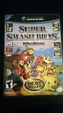 nintendo gamecube super smash brothers melee game compatible with wii spiele sys