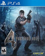 Resident Evil 4 IV PS4 Playstation 4 Game Capcom Brand New In Stock Brisbane