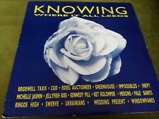 KNOWING WHERE IT ALL LEEDS-COMPILATION LP(STOLEN)