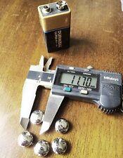 Iridium metal ingot 10g  99.99% PURE  element Electron Beam Melted!