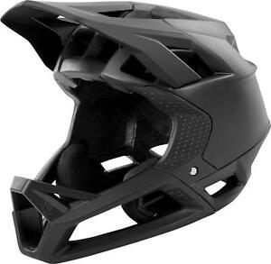 Fox Racing Proframe MIPS Helmet Matte Black Downhill MTB Mountain bike