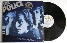 THE POLICE (LP 33T)  REGGATTA DE BLANC