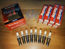 8x GOR15LGS-WC = Brisk High Performance LGS Silver Electrode Upgrade Spark Plugs