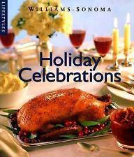 Holiday Celebrations (Williams-Sonoma Lifestyles), Williams, Chuck, Simmons, Mar