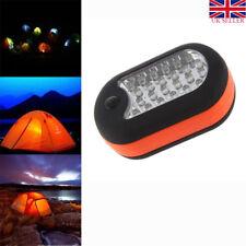 24+3 LED Magnet Outdoor Flashlight Lantern Hook Camping Tent Hiking Light Lamp