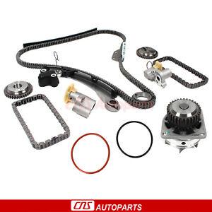Fits 05-15 Nissan 4.0L Pathfinder Frontier Timing Chain Water Pump Kit VQ40DE