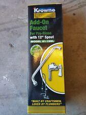 "Krowne 21-139L Add-On Faucet With 12"" Spout"