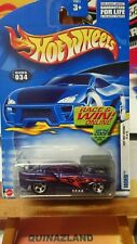 Hot Wheels First Editions Jaded 2002-034  (9999)