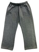 Under Armour Storm Charged Cotton Mens Large Gray Fleece Sweat Pants