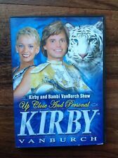 Kirby VanBurch - Up Close And Personal (DVD) Stage Magic And Instruction