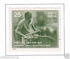 PHILA775 INDIA 1978 NATIONAL SMALL INDUSTRIES FAIR MNH