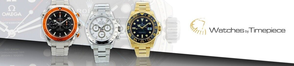 Watches by Timepiece