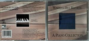 WINDHAM HILL RECORDS - A PIANO COLLECTION CD, 1994
