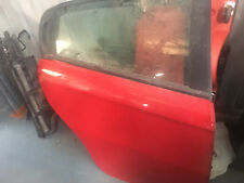 Alfa 147 Driver rear door, complete with wiring, speaker and glass