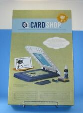 YUDU Cardshop Personal Card Screen Printer Machine