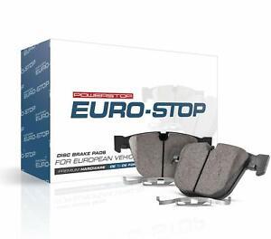 Mini Cooper Front Disc Brake Pads 07-15 ESP1234 Power Stop Euro Semi-Metallic Y1
