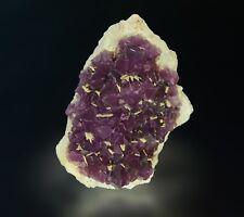 Fluorit, Fluorite, Mina Navidad, Durango, Mexiko, Mexico, mineral, cabinet TOP
