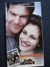 Something to Talk About [VHS] [VHS Tape] [1995]