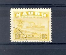 Ships, Boats Used Single British Colony & Territory Stamps