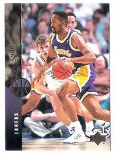 Tony Smith 1994 Upper Deck LA Lakers insert Basketball Card