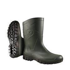 Dunlop STIEFEL Dee Dgruen/sw Gr. 45 K580011