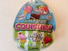 AMAZING SQUISHEE EASTER Blind Bag Foam Mystery Slow Rise Pack Play Food New B021